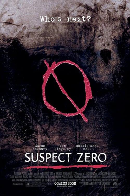 Suspect Zero - Movie Poster