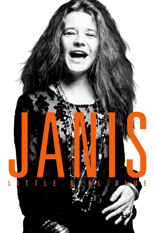 Janis: Little Girl Blue - Movie Poster