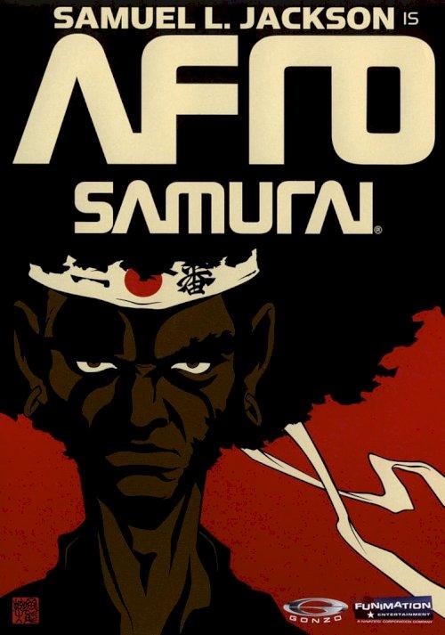 Afro Samurai: The Movie - Movie Poster