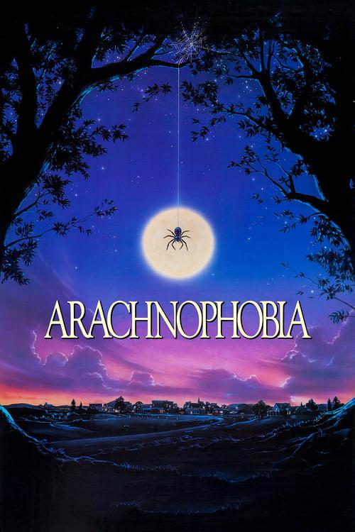 Arachnophobia - Movie Poster