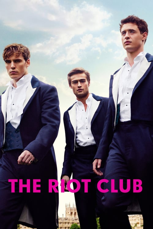 The Riot Club - Movie Poster