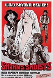 Satan's Sadists - Movie Poster