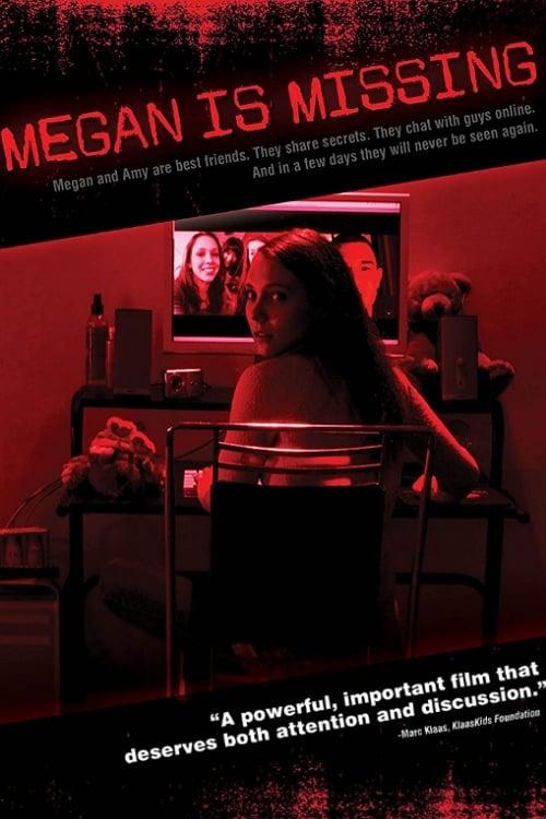 Megan Is Missing - Movie Poster
