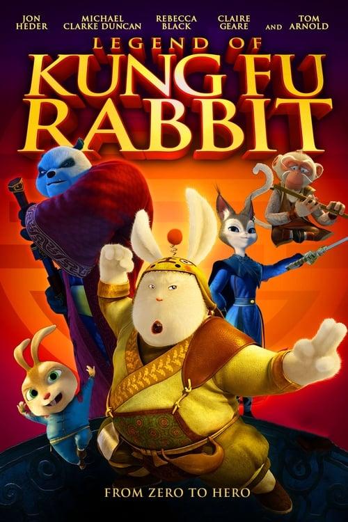 Legend of Kung Fu Rabbit - Movie Poster