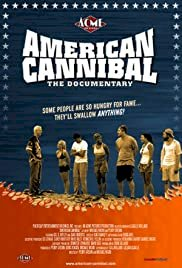 American Cannibal - Movie Poster