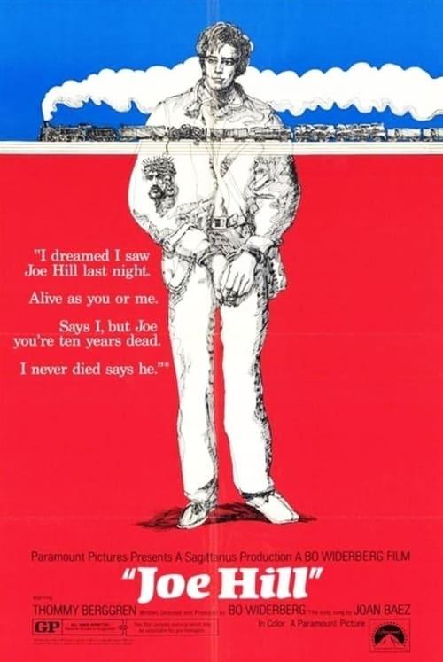 Joe Hill - Movie Poster