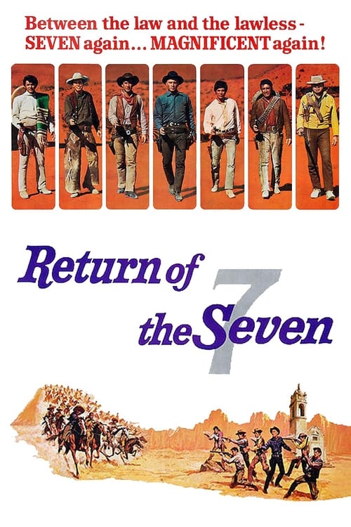 Return of the Seven - Movie Poster