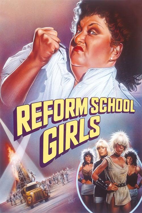 Reform School Girls - Movie Poster