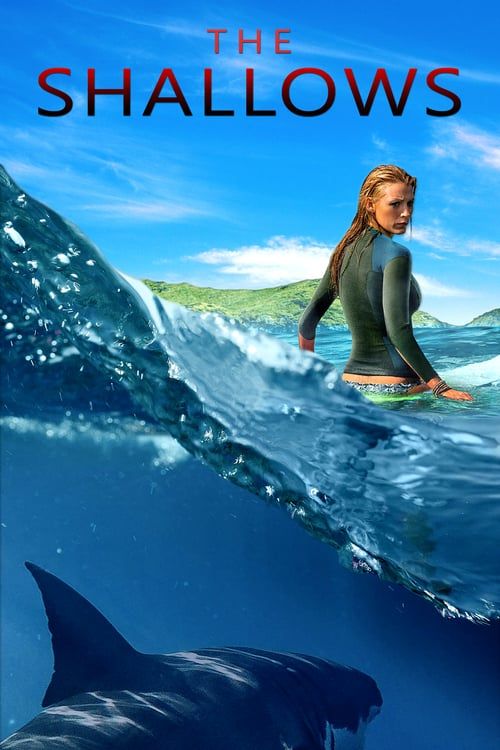 The Shallows - Movie Poster