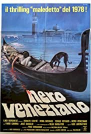 Damned in Venice - Movie Poster