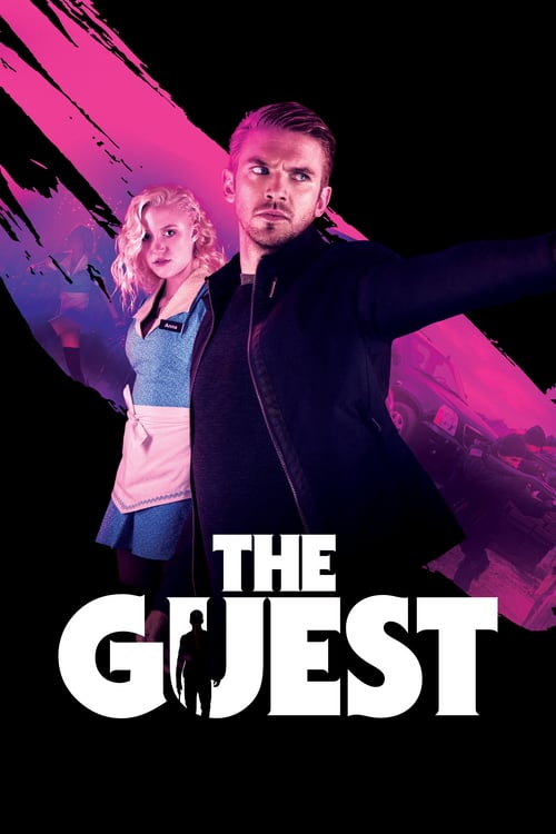 The Guest - Movie Poster