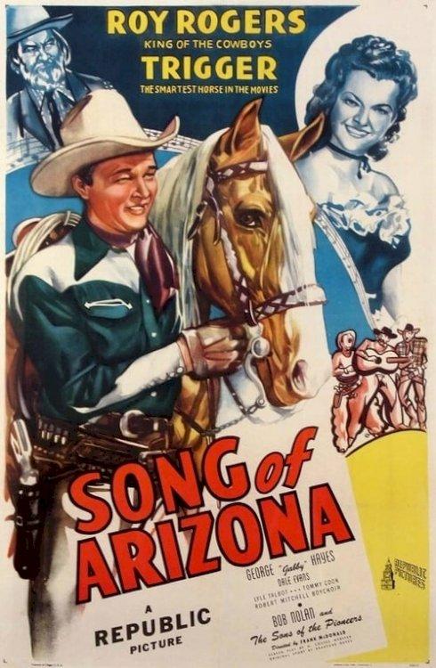 Song of Arizona - Movie Poster