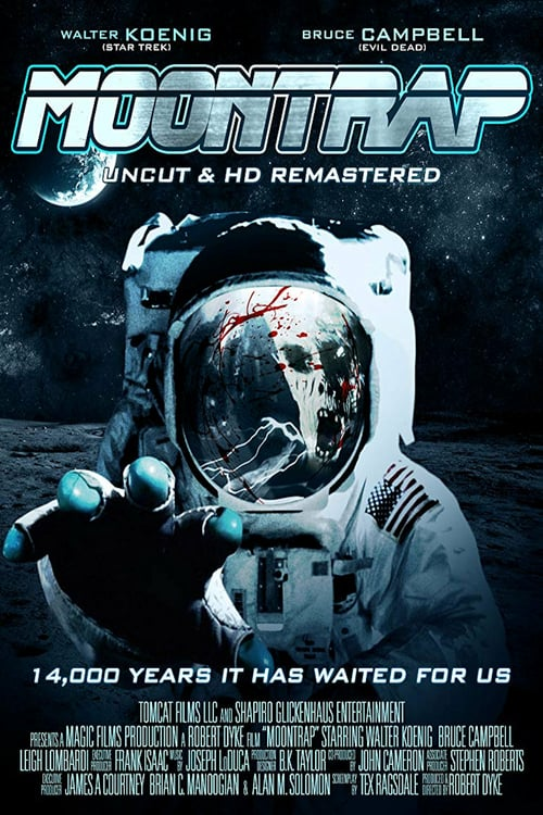 Moontrap - Movie Poster