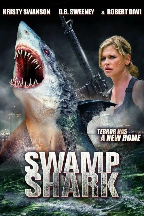 Swamp Shark - Movie Poster