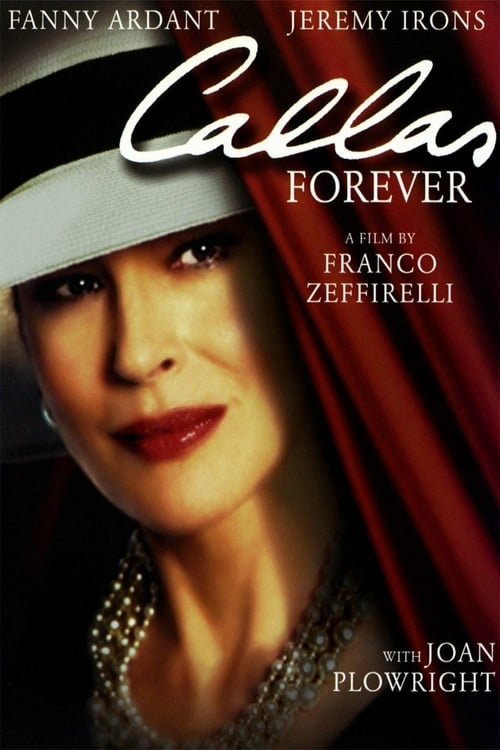 Callas Forever - Movie Poster