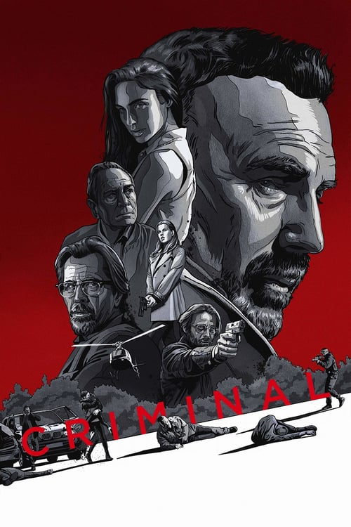 Criminal - Movie Poster