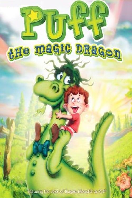 Puff, the Magic Dragon - Movie Poster
