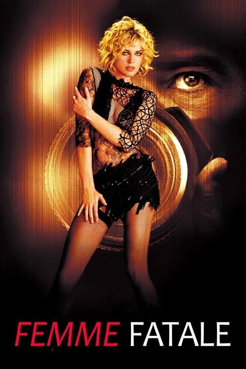 Femme Fatale - Movie Poster