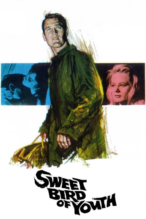 Sweet Bird of Youth - Movie Poster