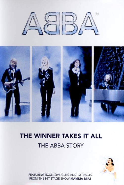 ABBA: The Winner Takes It All - The ABBA Story - Movie Poster