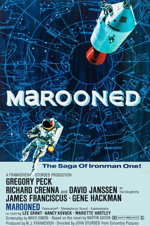 Marooned - Movie Poster