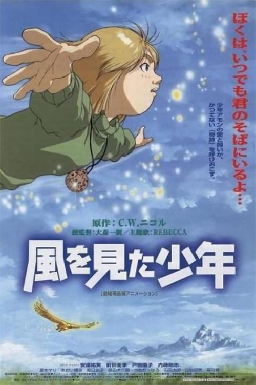 The Boy Who Saw the Wind - Movie Poster