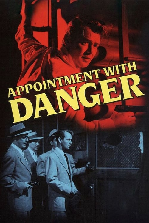 Appointment with Danger - Movie Poster