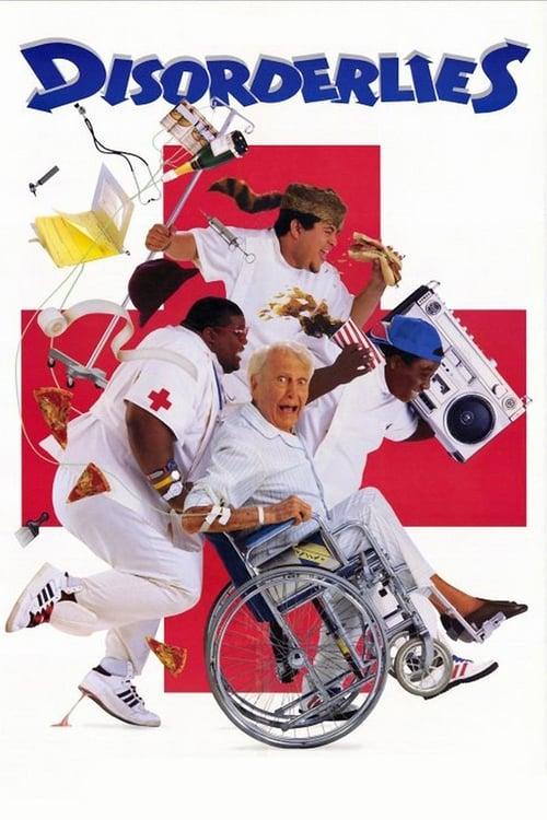 Disorderlies - Movie Poster