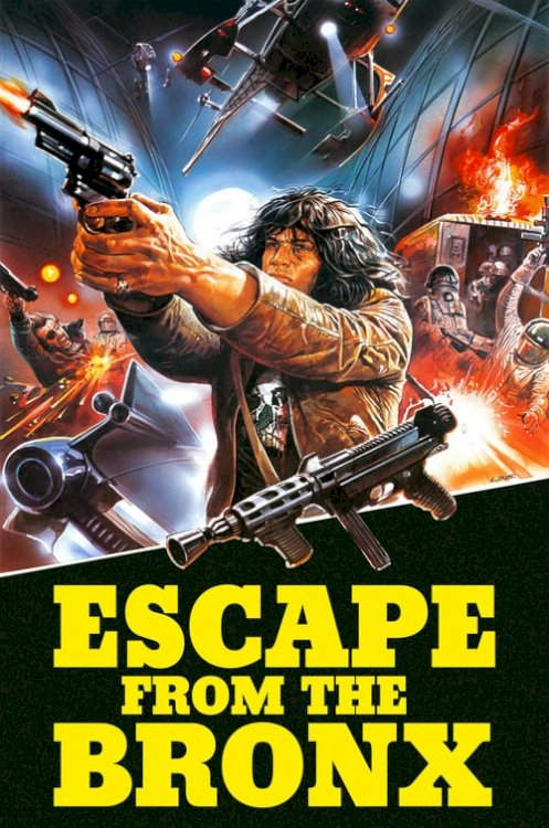 Escape from the Bronx - Movie Poster