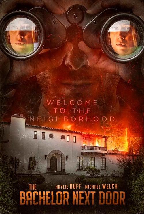 The Bachelor Next Door - Movie Poster