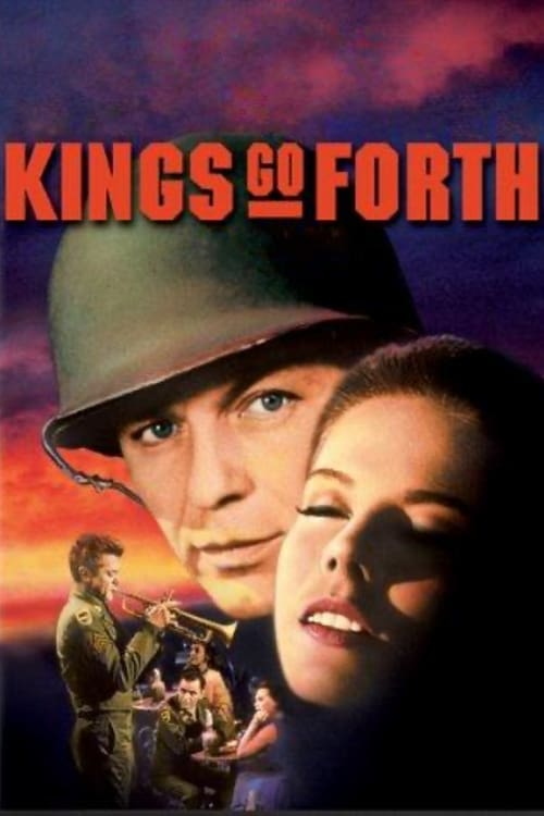 Kings Go Forth - Movie Poster