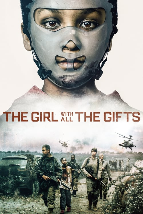 The Girl with All the Gifts - Movie Poster