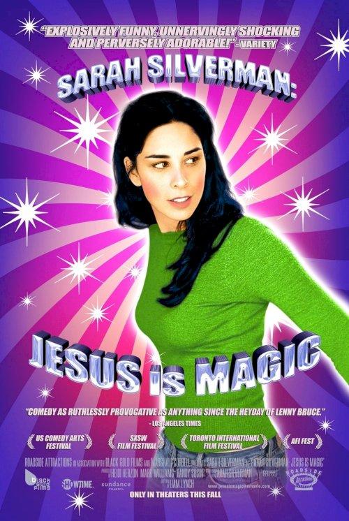 Sarah Silverman: Jesus Is Magic - Movie Poster