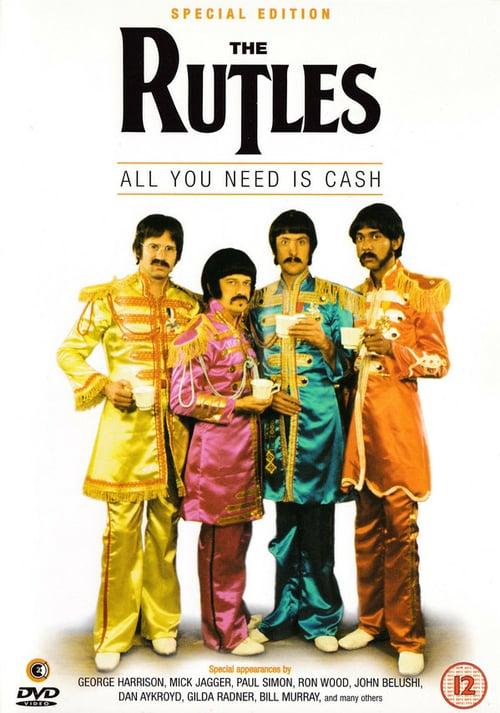 The Rutles: All You Need Is Cash - Movie Poster