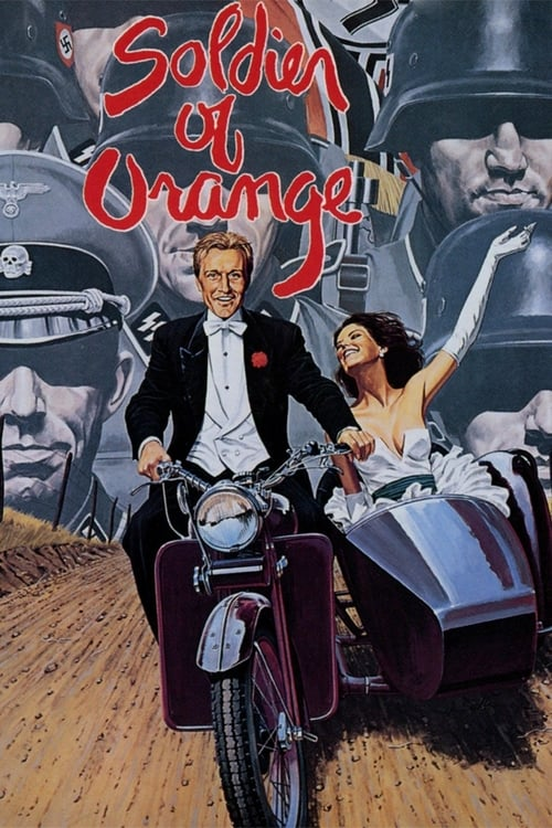 Soldier of Orange - Movie Poster