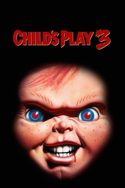 Child's Play 3 - Movie Poster