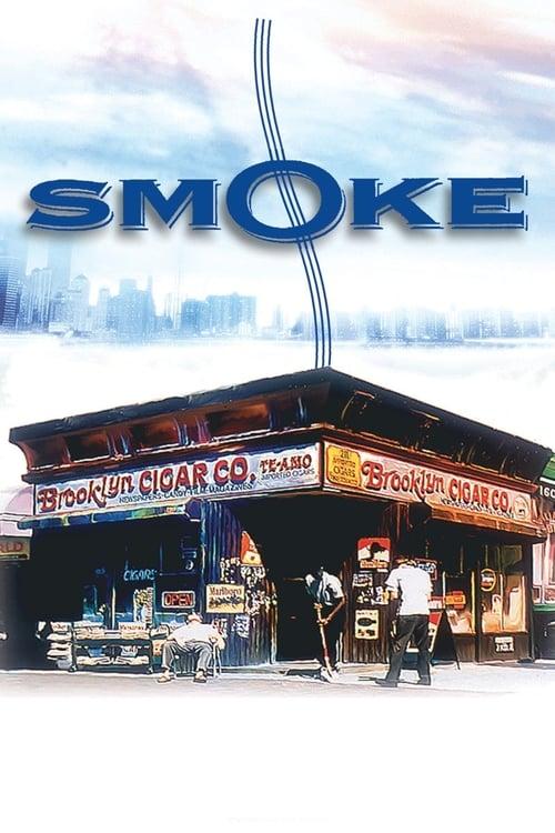 Smoke - Movie Poster