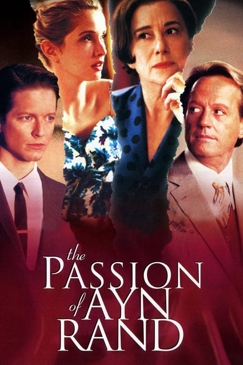 The Passion of Ayn Rand - Movie Poster