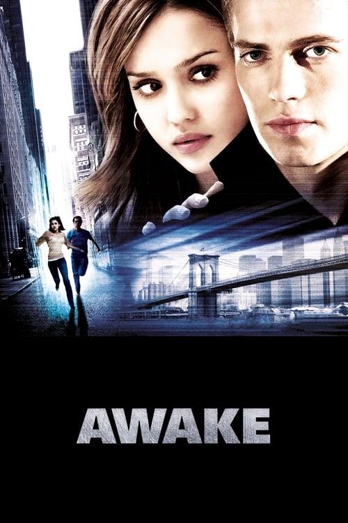 Awake - Movie Poster