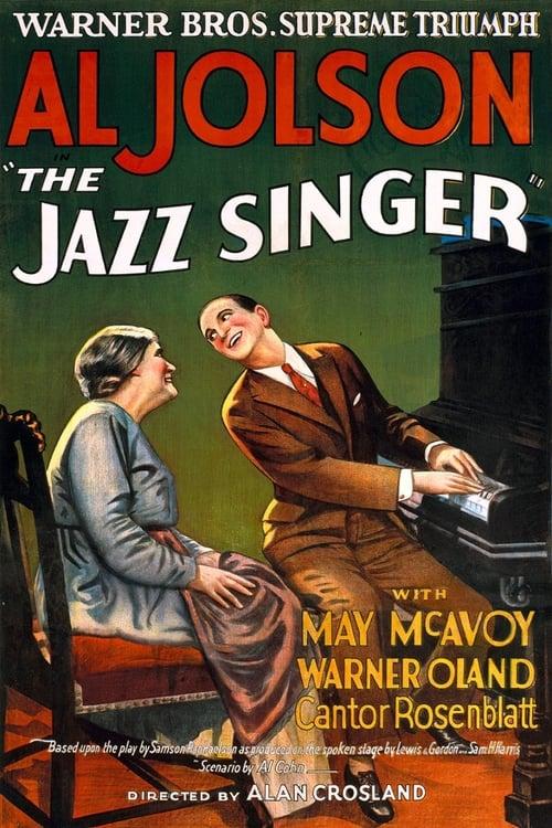 The Jazz Singer - Movie Poster