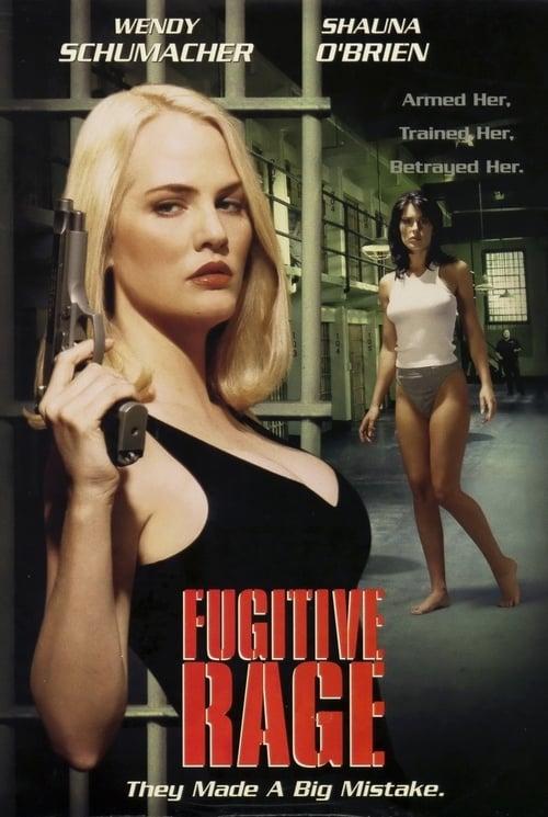 Fugitive Rage - Movie Poster