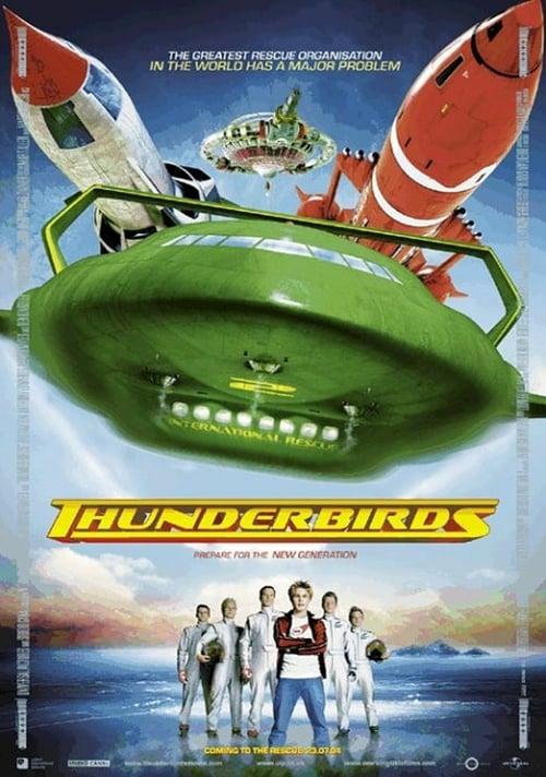 Thunderbirds - Movie Poster