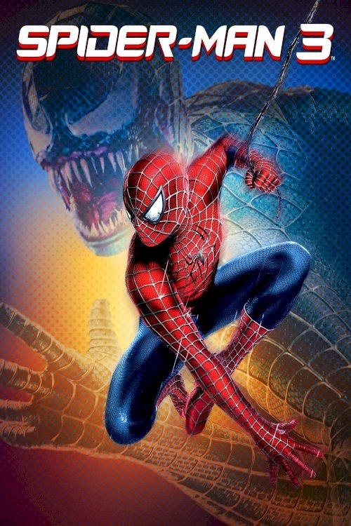 Spider-Man 3 - Movie Poster