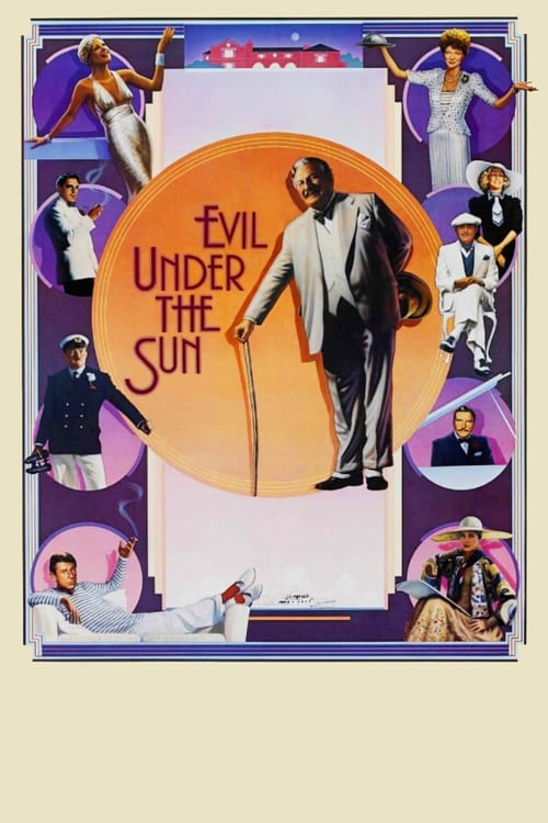Evil Under the Sun - Movie Poster