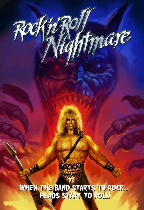 Rock 'n' Roll Nightmare - Movie Poster