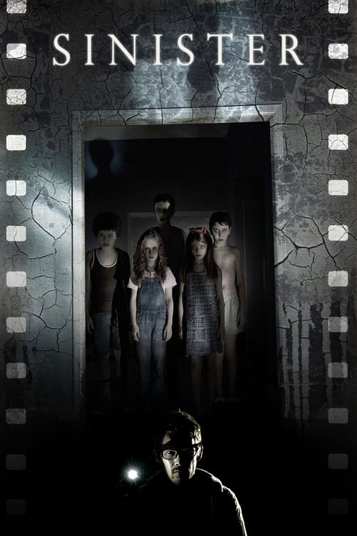 Sinister - Movie Poster