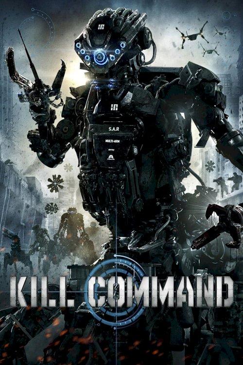 Kill Command - Movie Poster