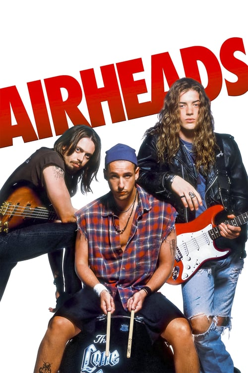 Airheads - Movie Poster