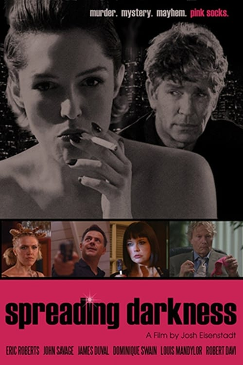 Spreading Darkness - Movie Poster