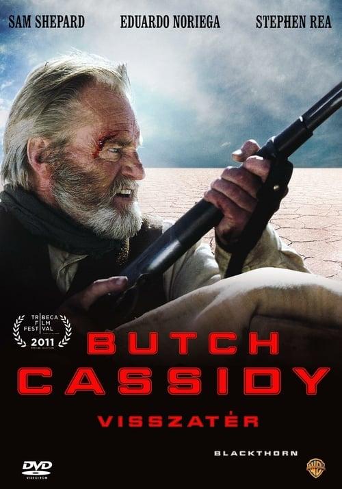 Blackthorn - Movie Poster